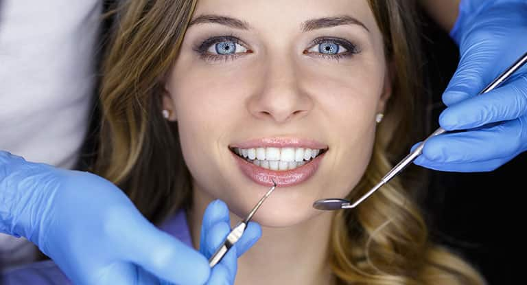 tooth contouring London