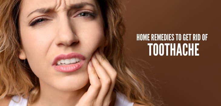 Evidence-Based Home Remedies for Toothache